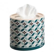 Салфетки косметические для лица Kleenex трёхслойные 10 коробок по 64 листа, арт. 8826