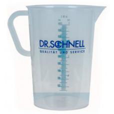 Мерный стакан Dr. Schell для увлажнения мопов и салфеток 2 л,арт. 526686