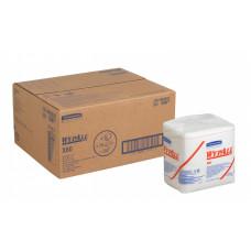 Салфетки в пачках Wypall Х80, 50 листов 37х32 см, арт. 8388