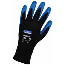 Защитные перчатки с нитриловым покрытиемKimberly-Clark KleenGuard G40 Smooth Nitrile, размер 11, арт. 40152