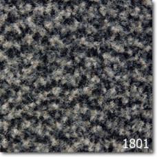 Размерный грязезащитный ворсовый ковер Coral Basic 60х90 см, графит, арт. 1-0205.1801