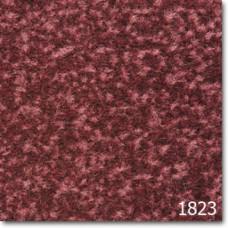 Размерный грязезащитный ворсовый ковер Coral Basic 60х90 см, клюква, арт. 1-0205.1823