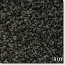 Размерный грязезащитный ворсовый ковер Coral Basic 60х90 см, антрацит, арт. 1-0205.1810
