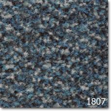Размерный грязезащитный ворсовый ковер Coral Basic 60х90 см, лагуна, арт. 1-0205.1807