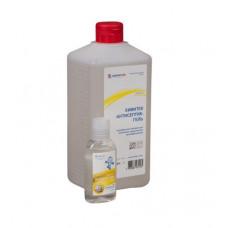 Химитек Антисептик-Гель, 1 л, гелеобразное нейтральное беспенное средство для дезинфекции рук