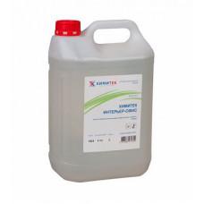 Химитек Интерьер-Офис, 5л,  концентрированное жидкое пенное нейтральное моющее средство для экспресс-уборки
