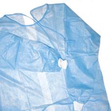 Халат хирургический одноразовый, короткий  (10 шт/упак), арт. 11133