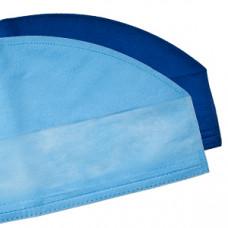 Колпак врача 25 г/кв.м, голубой,  (100 шт/упак), арт. 11127