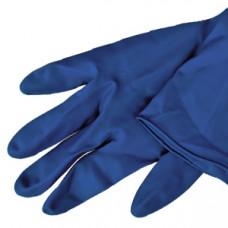 Перчатки латексные сверхпрочные, 20 г/, 300 мм, L (50 шт/упак)