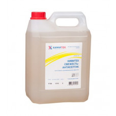 Химитек Свежесть-Антисептик, 5 л, мыло жидкое с дезинфицирующим эффектом