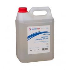 Химитек Стираль-Профи 5л, концентр. жидкое низкопенное щелочное средство для стирки рабочей одежды