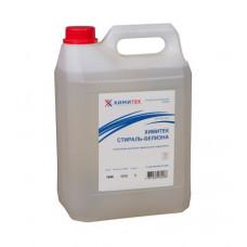 Химитек Стираль-Белизна 5 л, концентрированное жидкое низкопенное щелочное средство для стирки белья