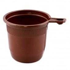 Чашка одноразовая 180 мл для горячих напитков (50 шт/уп)