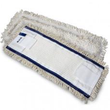 Моп петлевой хлопок, 80 см, тафтинговый белый (карман), арт. 33ST/14