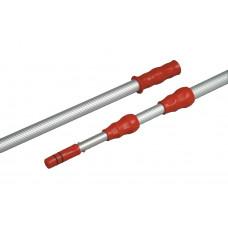 Удлиняющая ручка-телескоп, 2 х 125 см