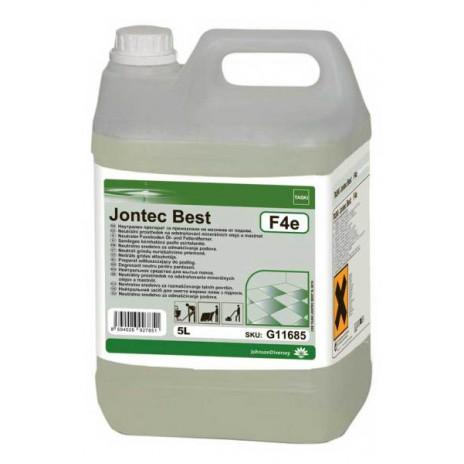 [Ежедневная уборка] TASKI Jontec Best Моющее средство для сильно загрязненных полов, 5 л, арт. 7512309, Diversey