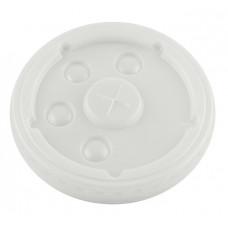 Крышка для стакакана для холодных напитков 400-630 мл белый (100 шт/упак)