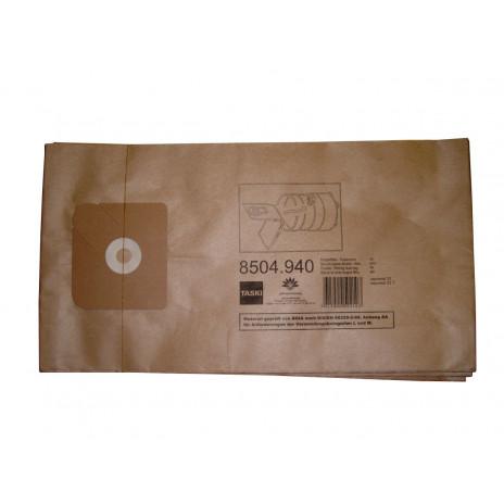 Двойной бумажный фильтр (мешок) 28 л для Vacumat 22 / Vacumat 22T, арт. 8504940, Diversey