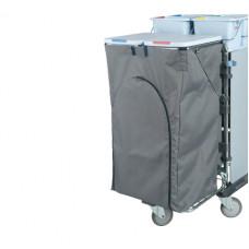Чехол для мусорных мешков с молнией, для тележек Ориго, 120 л, арт. 514792