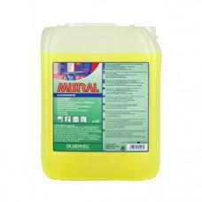 Слабощелочное средство для очистки глянцевых поверхностей MISTRAL Quick Dry, 10 л, арт. 529881