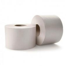 Туалетная бумага в рулонах 1-сл, 170м, серая 31г/м.кв. (12 шт/упак), арт. 151170-М