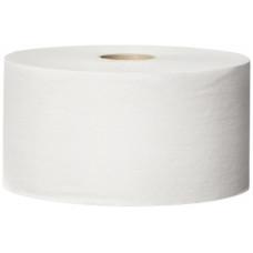 Туалетная бумага в рулонах 1-сл, 480м, светло-серая 22г/м.кв.(151480-М)