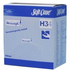 Дезинфицирующее крем-мыло для рук Soft Care Line Sensisept, 800 мл (6 шт/упак), арт. 100854164