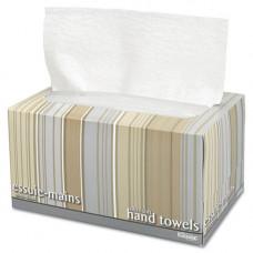 Полотенца для рук в коробочке Kleenex Ultra Soft Pop-Up, 70 листов 26 х 22,5 см, 1 слой (V / ZZ-сложение), арт. 11268