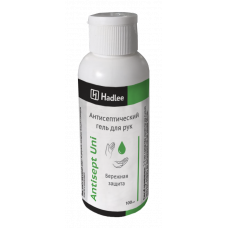 HADLEE Antisept Uni 100мл (Антисепт Юни) антисептический гель для рук (4207-100)
