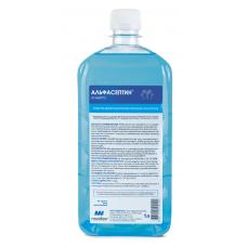 Альфасептин  антисептик, 1л. Медлекспром, Россия