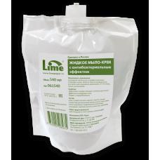 Мыло жидкое LIME в мягких картриджах с антибактериальным эффектом, 540 мл , арт.061540