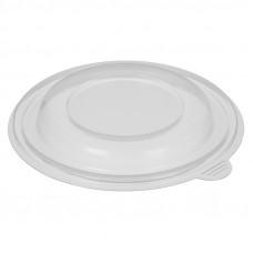 Крышка одноразовая для супа прозрачный ПР-МС-500 ПП (540 шт/упак)