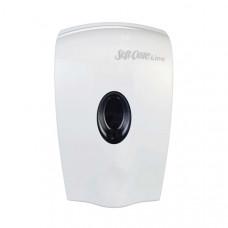 Диспенсер для жидкого мыла Soft Care, 22,5 х 14,6 х 8,3 см, 0,8 л, арт. 7514295