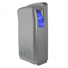 Ksitex M-6666C JET, Сушилка для рук 800/1900 Вт/ пластик/ серебро, арт. M-6666C JET