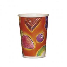 Стакан для холодных напитков 400 мл бумажный (50 шт/уп)