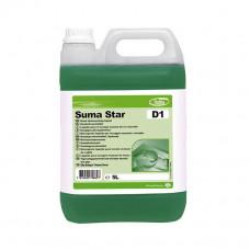 Suma Star D1 Средство для замачивания и ручного мытья посуды, 5 л, арт. 7508226