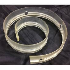 Резинка для переднего скребка для Swingo 350E / 350B, арт. 4128588