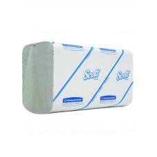 Полотенца для рук в пачках Scott Performance, 320 листов, 21 х 21,5 х 10 см, 1 слой, водорастворимые (V / ZZ-сложение) (15 шт/упак), арт. 6659