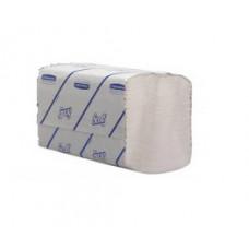 Полотенца для рук в пачках Scott Perfomance Airflex®, 212 листов, 22 х 32 х 11,5 см, 1 слой (V / ZZ-сложение) (15 шт/упак), арт. 6661