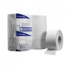 Туалетная бумага Scott Mini Jumbo в больших рулонах, 526 листов, 10см х 200м, 2 слоя (12 шт/упак), арт. 8024