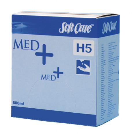 Антисептик на спиртовой основе Soft Care Med, 800 мл, без ароматизаторов, арт. 100858314, Diversey