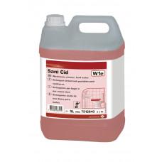 TASKI Sani Cid conc Кислотное моющее средство для сантехники, концентрат, 5 л, арт. G11712