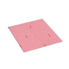 Салфетка-губка Веттекс Макси, 26 х 31 см, красный (10 шт/упак), арт. 111693