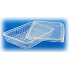 Контейнер для еды прямоугольный 500мл 179*132 *35 ПП (500 шт/упак)