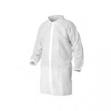 Легкий халат для посетителей Kleenguard A10, L, рост 176-182 см, арт. 40103