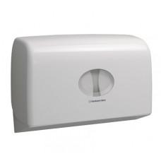Диспенсер для туалетной бумаги в рулонах Mini Jumbo Aquarius, 48 х 30 х 13 см, арт. 6947