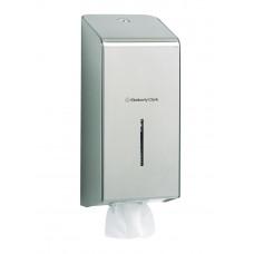 Диспенсер для туалетной бумаги в пачках Премиум-класса средний, 34,8 x 21 x 15 см, арт. 8972