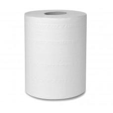 Полотенца бумажные в рулонах с центральной вытяжкой FOCUS Jumbo, 800 листов, 1 слой, 350 м (6 шт/упак), арт. 5036889