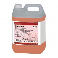TASKI Sani 100 Моющее средство для туалетных комнат, 5 л, арт. 7512814