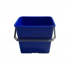 Ведро цветное 6 л, синее, арт. 500430